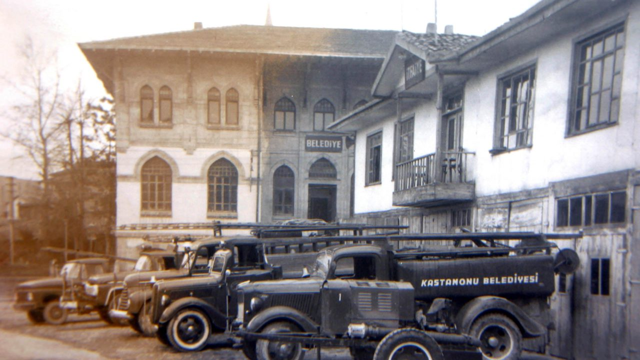 Kastamonu İtfaiye Tarihi